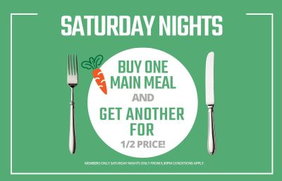 Saturday Night Deal