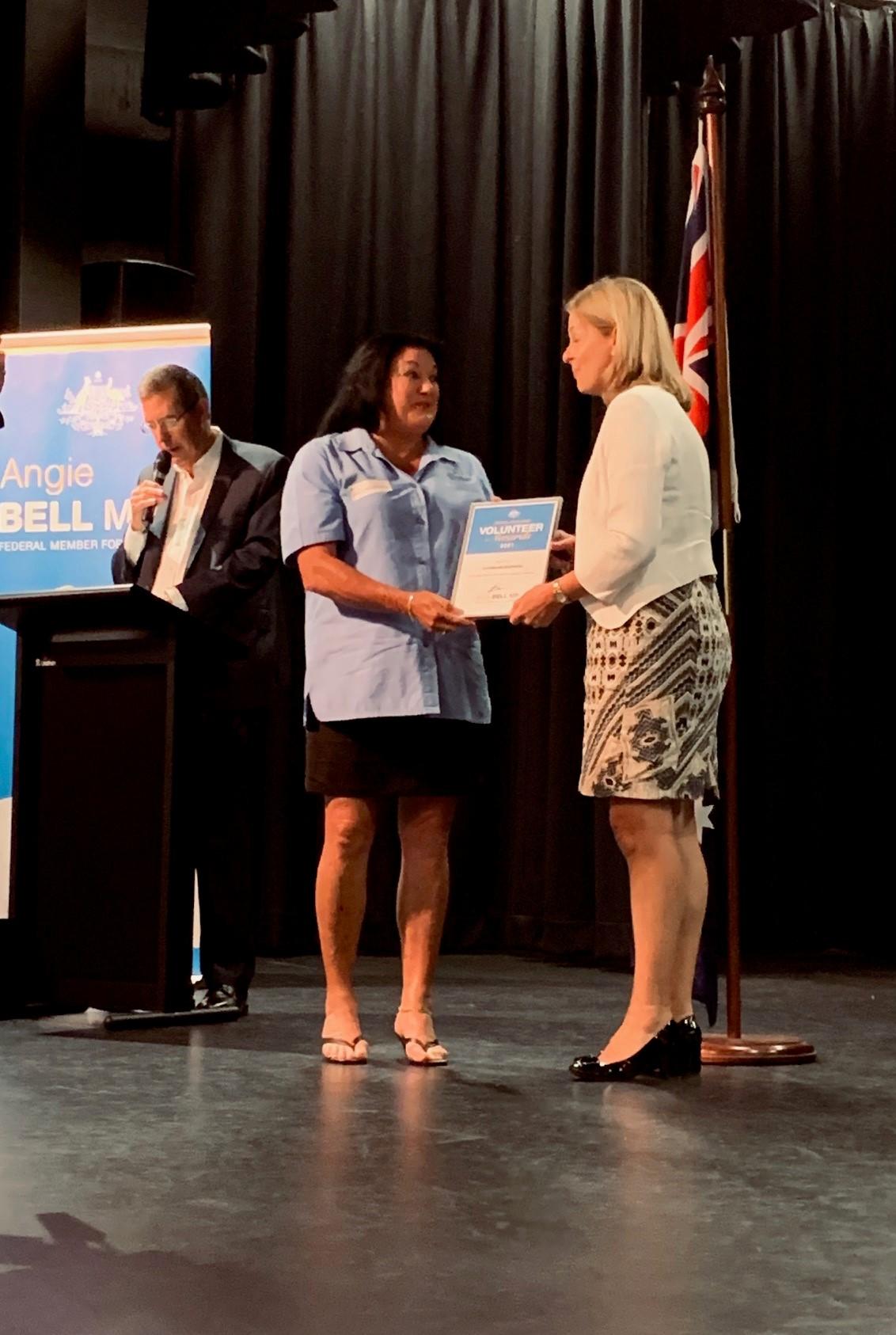 2021 Gold Coast Volunteer Awards