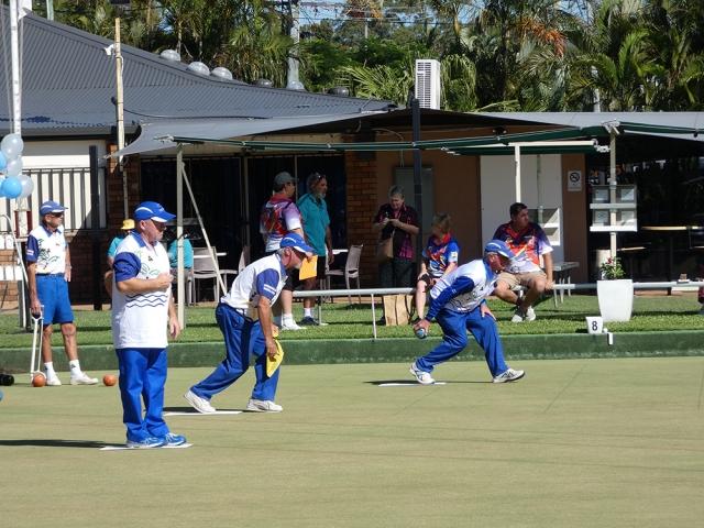 Bobby Craven Nerang Bowls Club